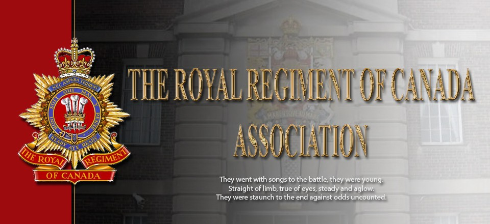 The Royal Regiment of Canada Association